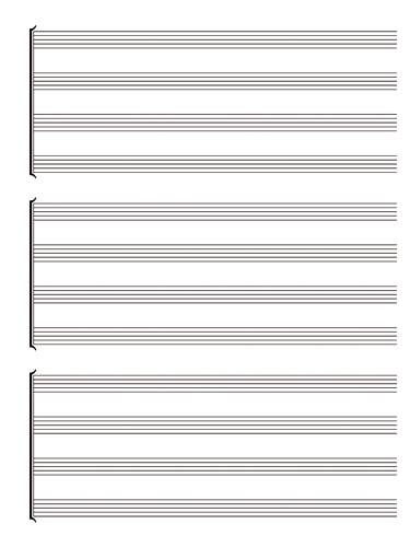 Quartet Staff Paper